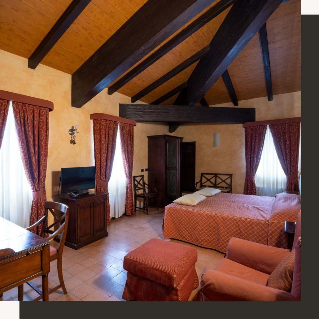 Hotel La Cantina- Medolla Mirandola - Suite 1